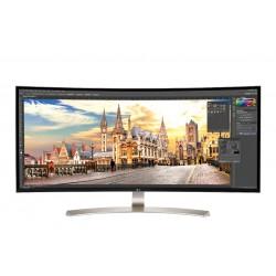 "LG 38UC99-W 37.5"" 21:9 UltraWide Curved WQHD IPS"