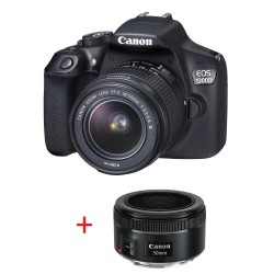 Canon EOS 1300D PORTRAIT KIT EF-s 18-55 mm DC III